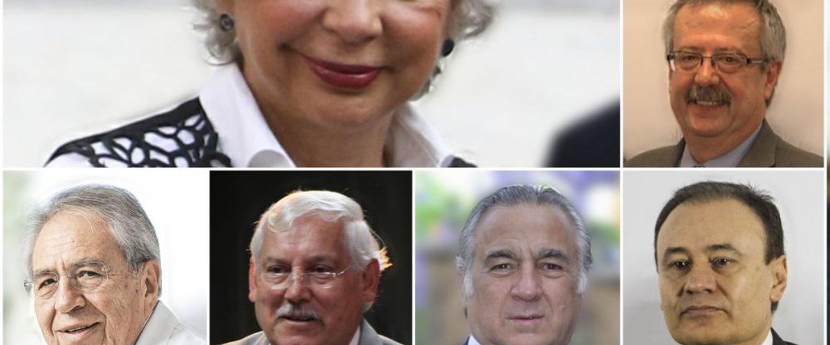 #Agárrense Este sería el gabinete presidencial de AMLO