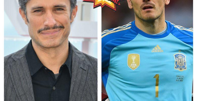 #PUM: Gael García 'regaña' a Iker Casillas en Twitter
