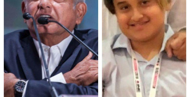 #ConlosniñosNO: Hijo de AMLO sufre discriminación en redes sociales