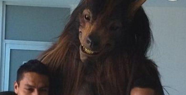 La nueva mascota de Lobos BUAP es tan horrible que ni Del Toro pudo ignorarla