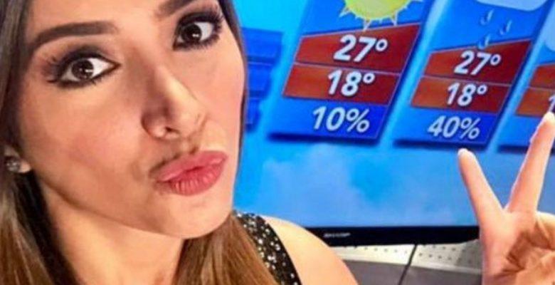 #Quemón: Exhiben a 'chica del clima' que quiso agandallar cargo político