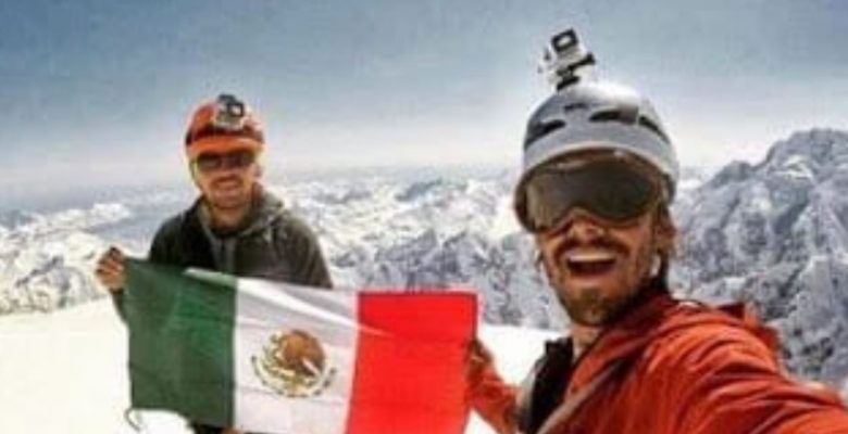 Dos alpinistas mexicanos perdieron la vida en montaña de Perú