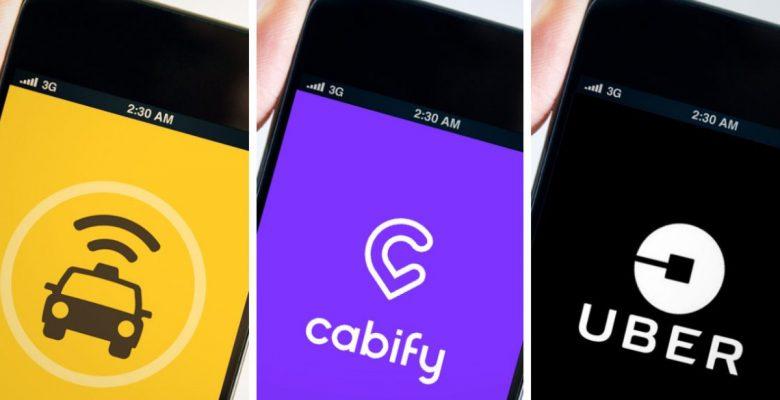 Profeco impone multa millonaria a Uber, Easy Taxi y Cabify