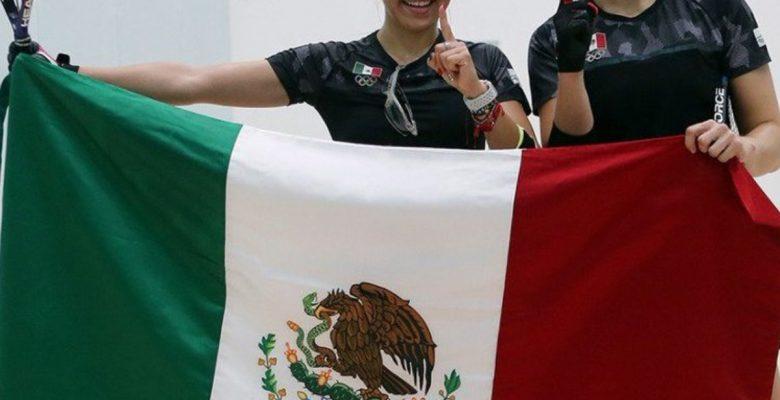 #Fregona: La mexicana Paola Longoria se lleva el oro en los Juegos Centroamericanos