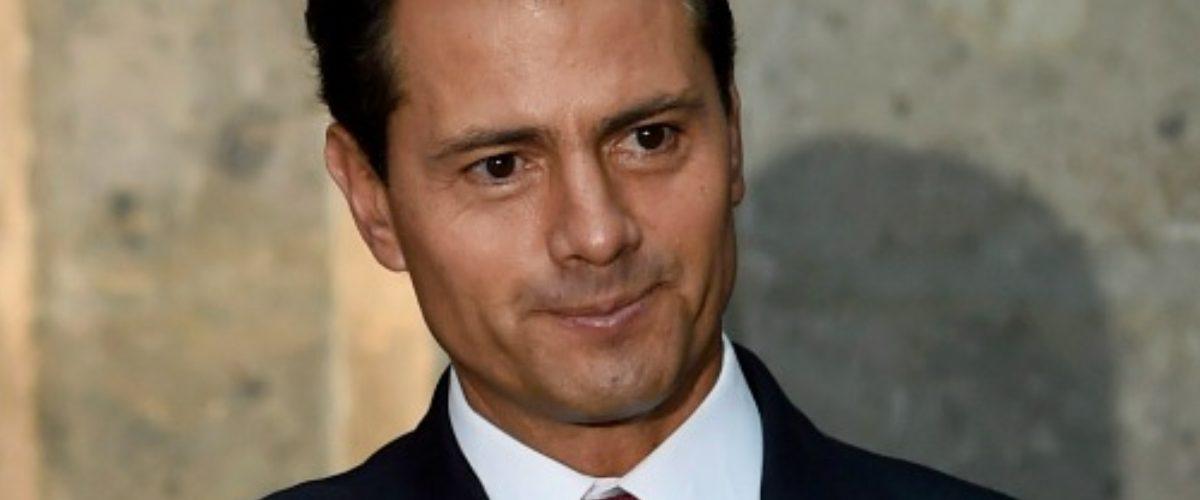 Peña Nieto le dio follow a esta famosa cuenta de Instagram y dejó a todos con la boca abierta