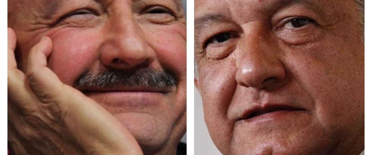 Carlos Salinas AMLO presidente