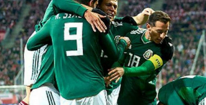 Selección mexicana recibe 12 millones de dólares por participar en el Mundial