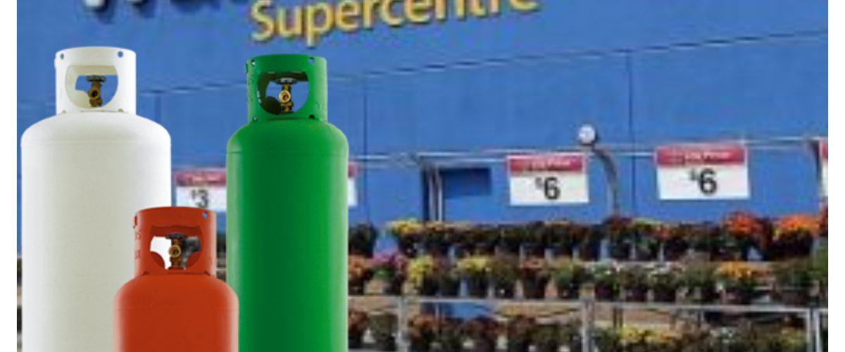 Walmart venderá tanques de gas LP en México y esto es lo que debes saber