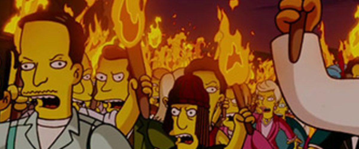 Los Simpson podrían no irse a la casa de Mickey