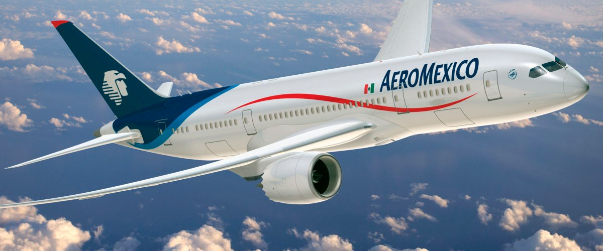 Aeromexico Adds More 787 Dreamliners to Fleet