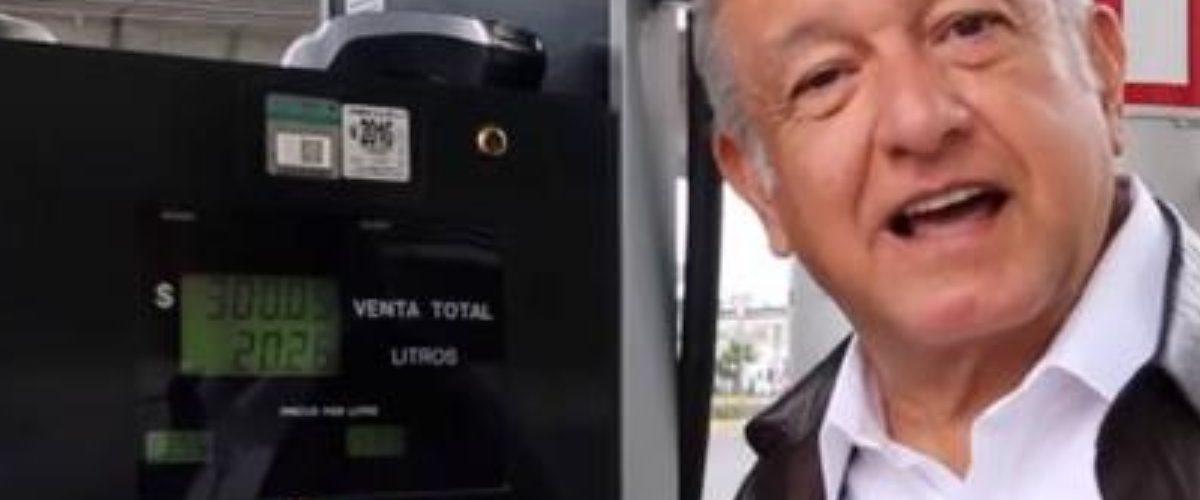 BBVA Bancomer rechaza propuesta de AMLO que bajaría precios de gasolinas