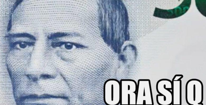 Benito Juárez llega al billete de 500, pero la gente tenía estas increíbles propuestas