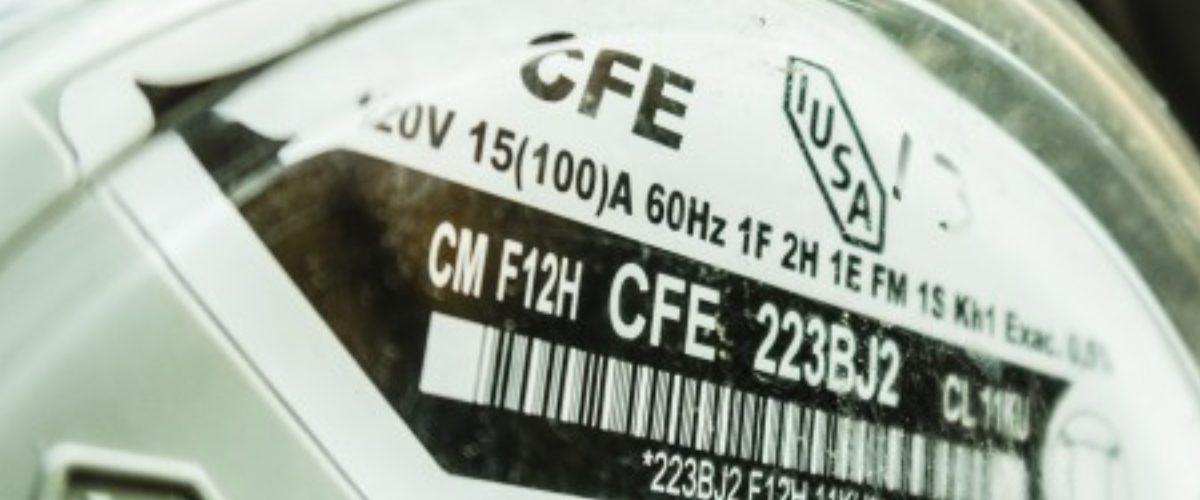 #OJO: CFE ya no es la única empresa de electricidad, así le puedes decir adiós