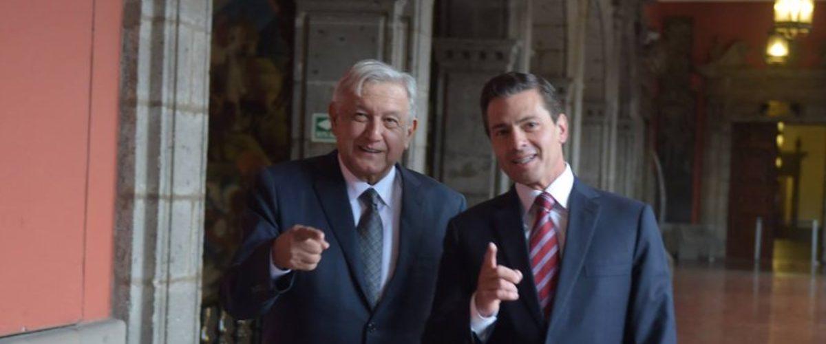 AMLO se reúne con Peña como presidente electo y estos son los mejores memes de su mágico encuentro