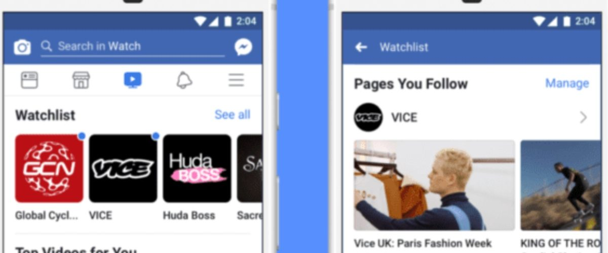 Esto es lo que verás en Facebook Watch, el último gran lanzamiento de la red social de Zuckerberg