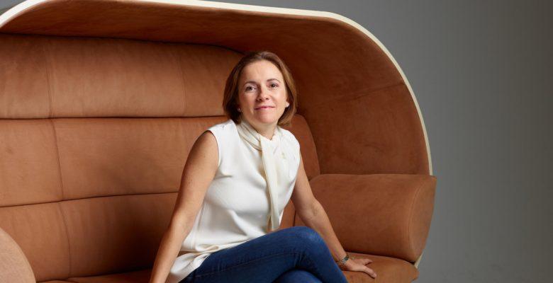 Ella es Xóchitl Balzola-Widmann, la nueva directora de Facebook en México