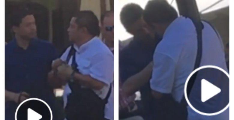 Estado Mayor Presidencial amenaza a periodista que tomó fotos de Angélica Rivera en París