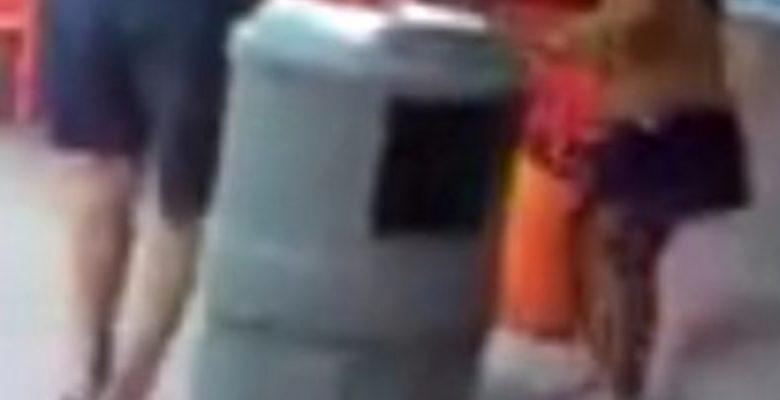 #Despreciable: Hombre desata la furia en redes por arrojar ácido a una niña indígena en Cancún