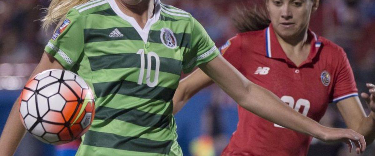 #Crack: La mexicana que está triunfando en el futbol de Estados Unidos