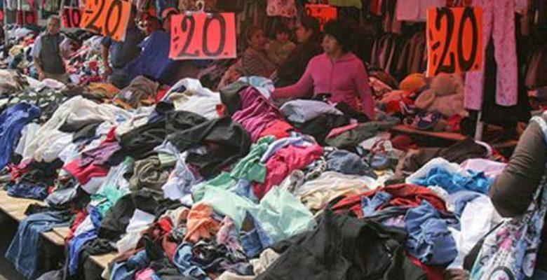 El negocio ilegal que viste a los mexicanos y que va en aumento