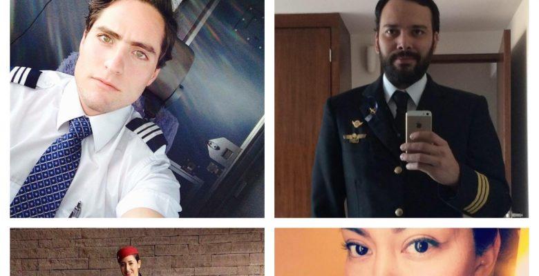 #Admirables: La tripulación que salvó la vida de los 99 pasajeros en el vuelo de Aeroméxico