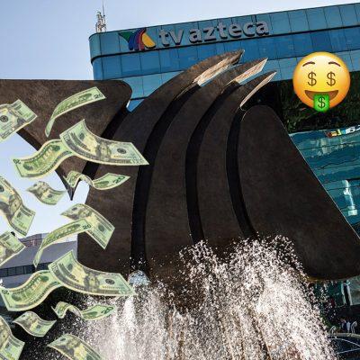#Quemón: Exhiben a TV Azteca por deudora y le ponen millonaria demanda