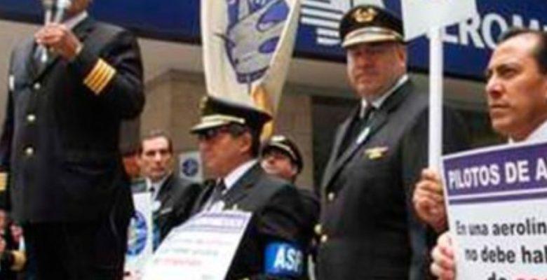 Pilotos de Aeroméxico amenazan con ir a huelga por lo que hizo la empresa tras accidente en Durango