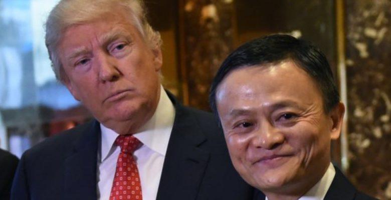 #Tómala: El millonario empresario chino que se la acaba de aplicar a Donald Trump