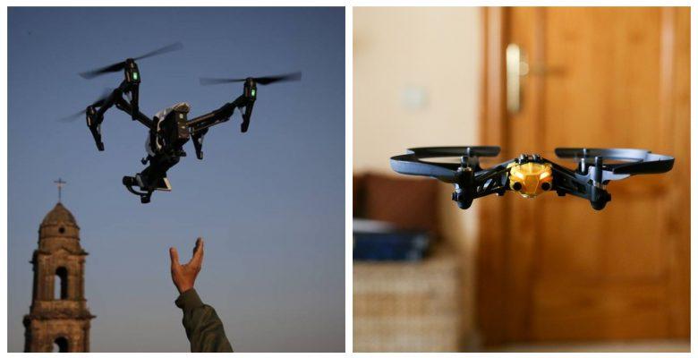 #AGUAS: Si vuelas un dron sin licencia podrían multarte hasta con 400 mil pesos