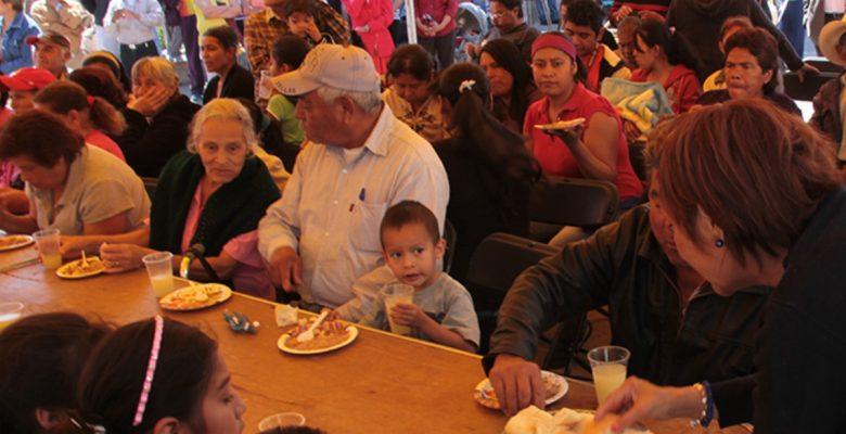 Esta iniciativa brinda alimentos a más de 220 mil personas en SLP
