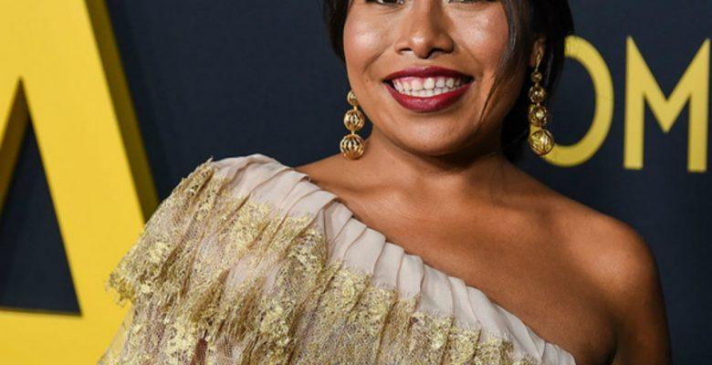 Yalitza Aparicio, la maestra de kinder que se convirtió en nominada al Oscar