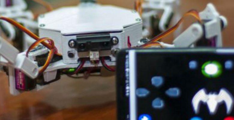 Estudiantes del IPN crean robot que salvaría miles de vidas en caso de sismos