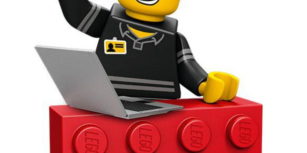 Lego lanza su propio producto plegable y se burla de Huawei y Samsung