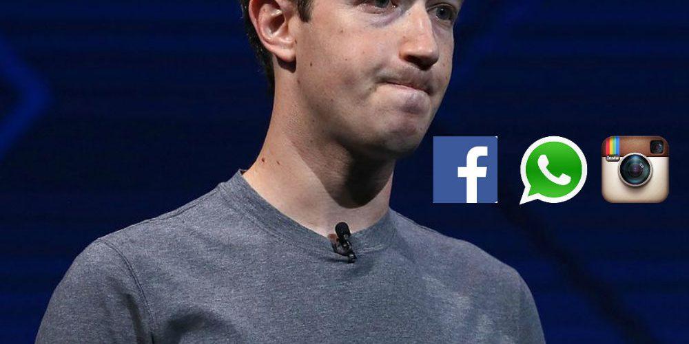 Lo que se sabe de la caída de Facebook, Instagram y WhatsApp a nivel mundial