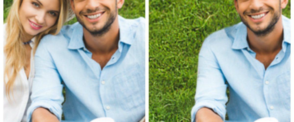 La aplicación que te ayuda a borrar a tu ex de las fotos donde sales bien