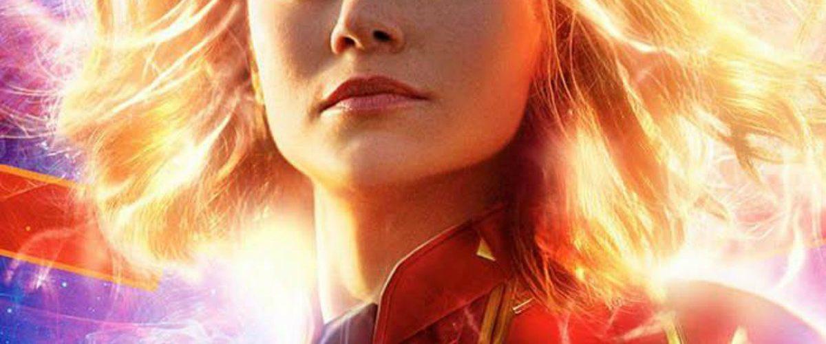 Capitana Marvel sufre boicot de usuarios que no la quieren por ser mujer