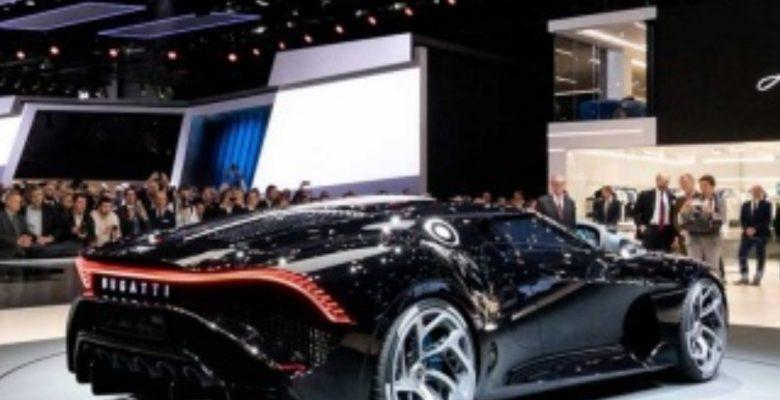 FOTOS: Así es el auto más caro del mundo (que nunca podremos tener)