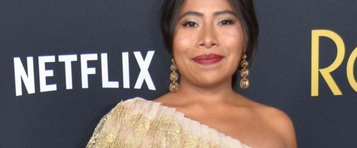 Netflix lanza campaña internacional protagonizada por Yalitza Aparicio