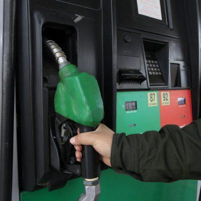 Anuncian aumento del estímulo fiscal a la gasolina para Semana Santa