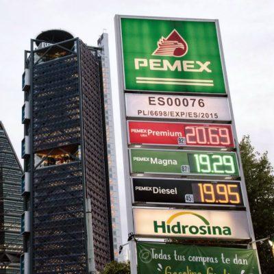 La medida de Estados Unidos que le permitiría a AMLO bajar la gasolina