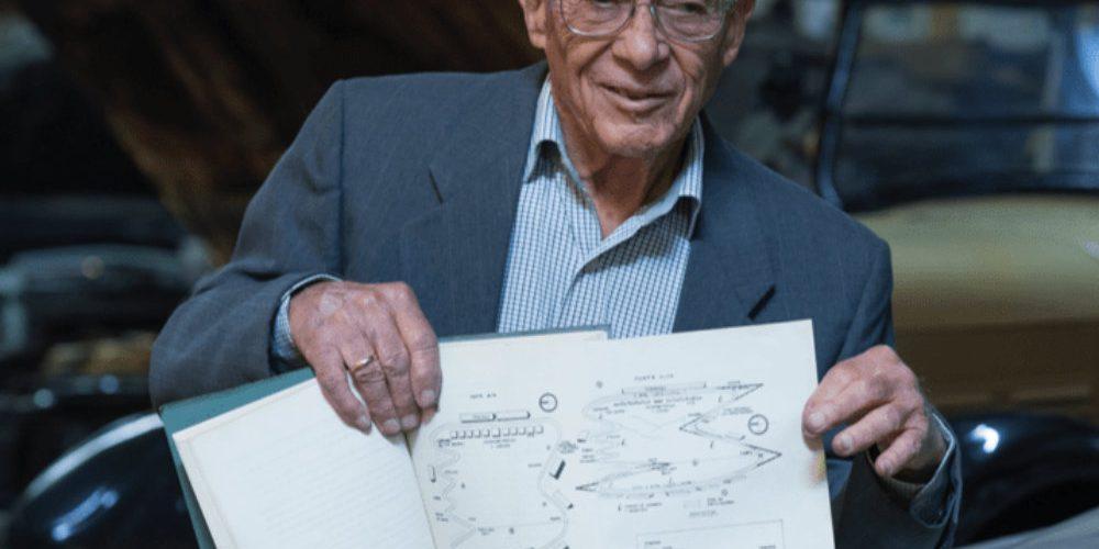 El ingeniero que creó el Autódromo Hermanos Rodríguez y casi nadie conoce