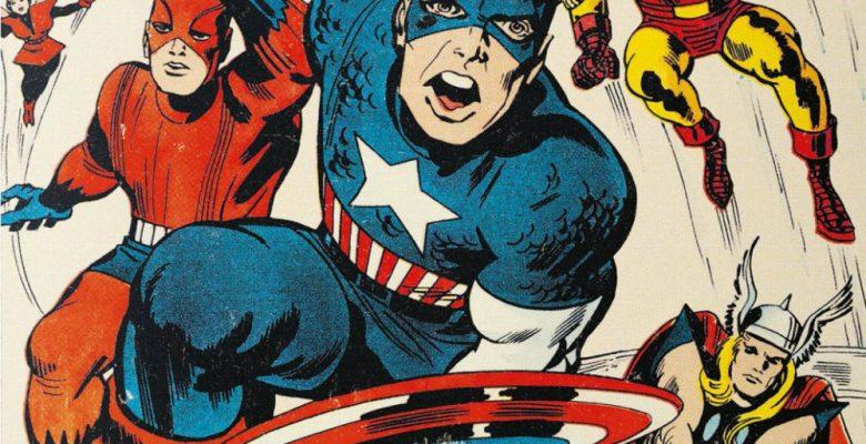 Así se verían los Avengers si usaran los trajes de los cómics