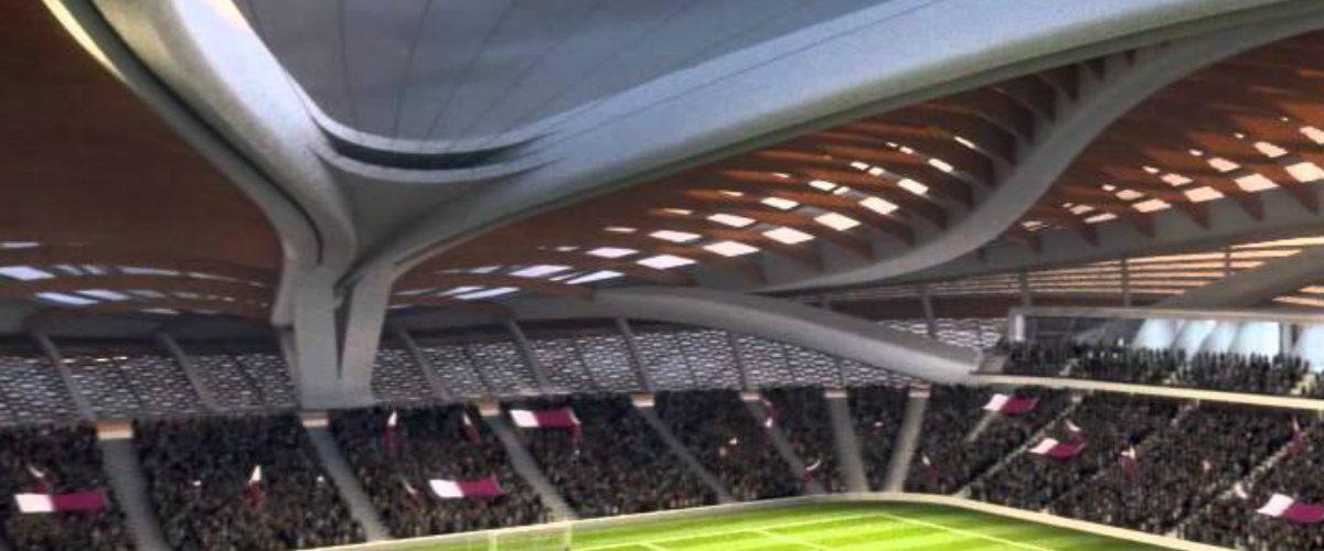 El mexicano que diseñó el estadio donde se jugará el mundial de Catar 2022
