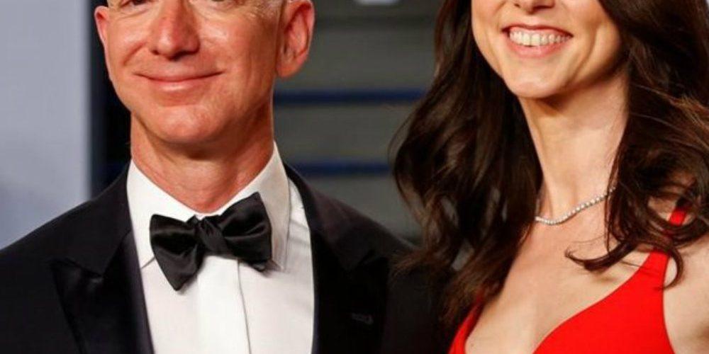 Revelan cuántos miles de millones perderá Jeff Bezos tras su divorcio