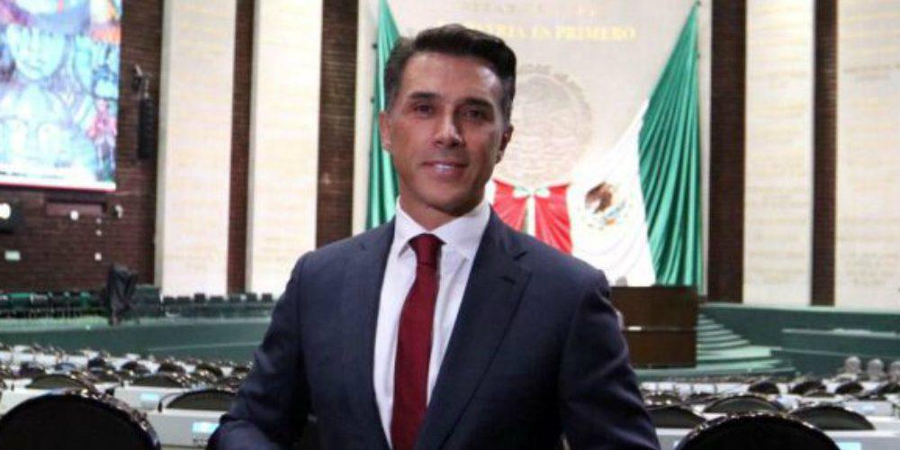 Acusan al diputado Sergio Mayer de presentar una iniciativa plagiada de internet