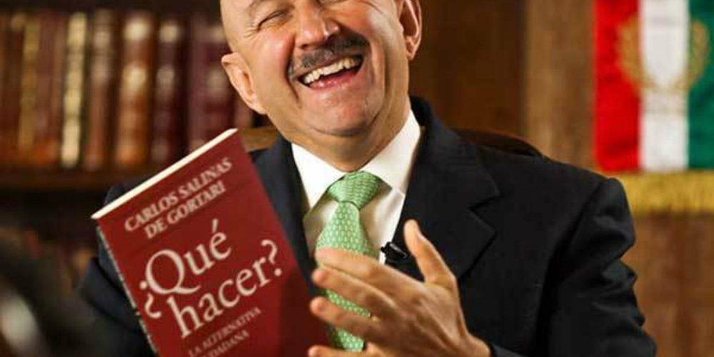 Banco Mundial revela cómo Salinas, Fox y Peña pagaron a la gente que votó por ellos