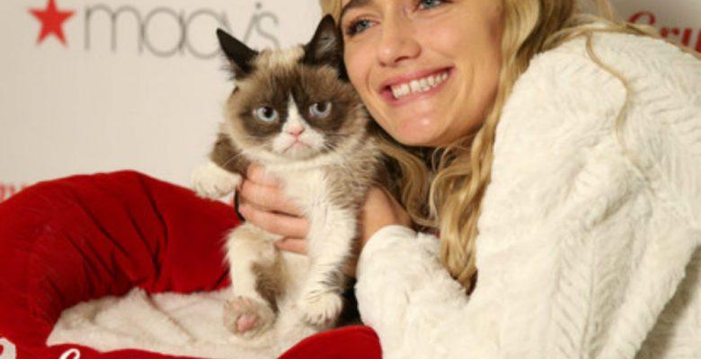 Cosas que no sabías de Grumpy Cat, la gatita gruñona más famosa