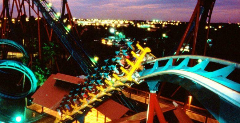 Los 25 mejores parques de diversiones del mundo