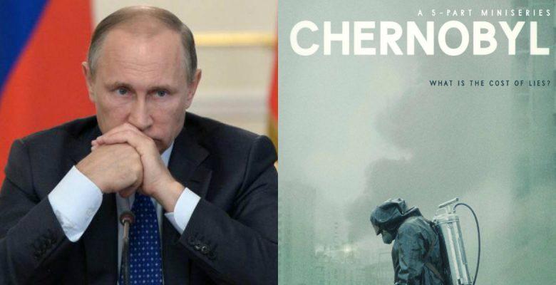 En Rusia están indignados por la serie Chernobyl y tomarán medidas contra EU