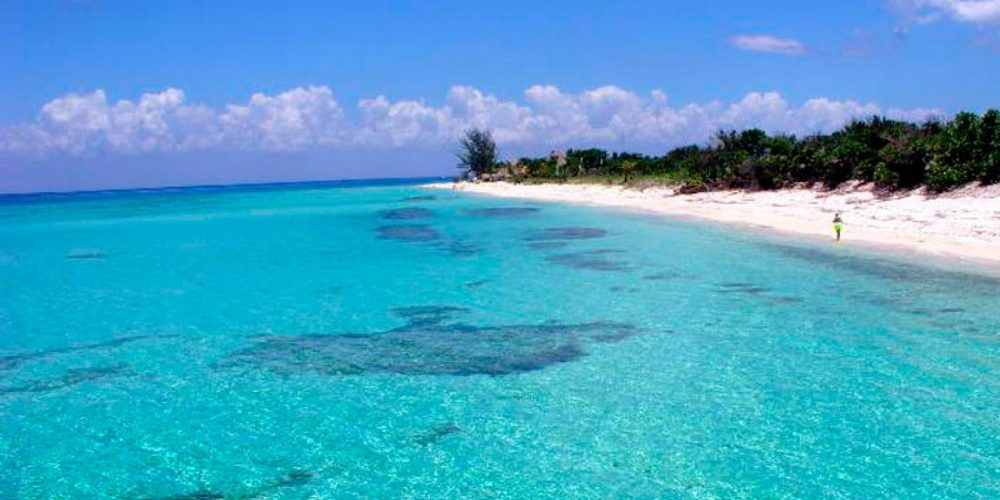 Playas libres de sargazo que puedes visitar en Quintana Roo